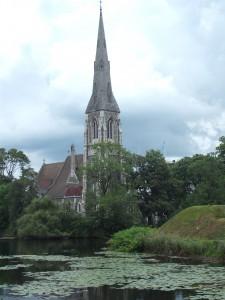 Anglicaanse kerk, Kopenhagen