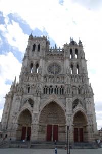 Kathedraal te Amiens