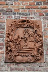 Barmhartigheid in Leuven, Begijnhof