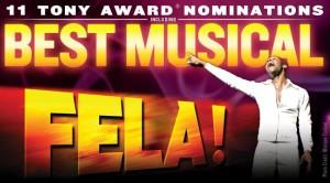 Fela Kuti, The Musical