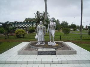 Monument Paramaribo