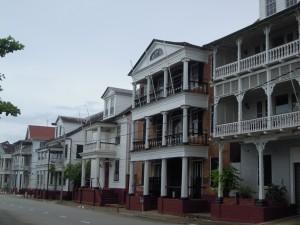 Waterkant, Paramaribo, werelderfgoedlijst c. G. Vergouw